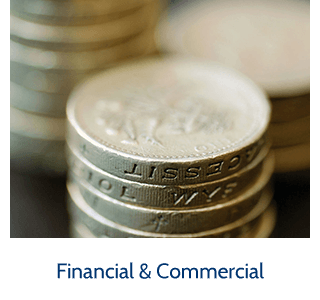 Productivity issues in financial and commercial sectors