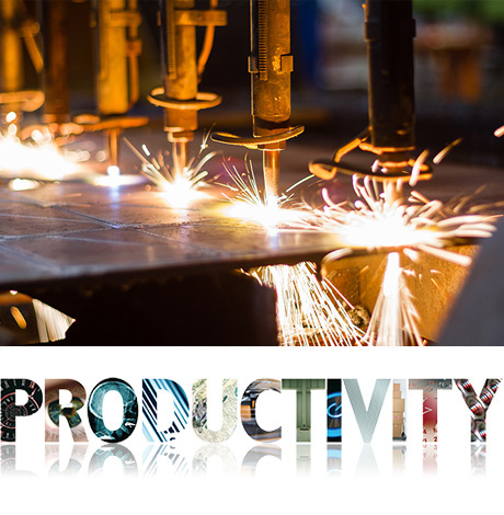Manufacturing productivity issues