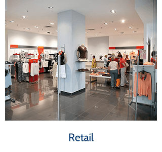 Productivity issues in the retail sector