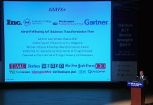 Scott Amyx at ICT Conference