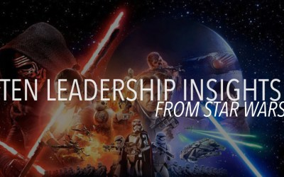 10 Leadership Insights from Star Wars