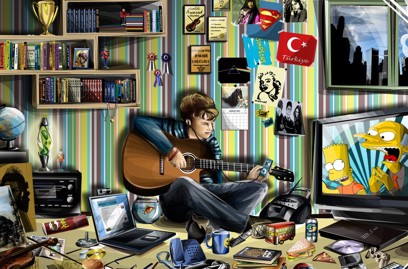 What Does A Messy Room Say About Your Character Scott Barry Kaufman