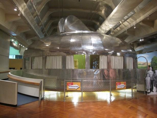 Inside Buckminster Fullers House W Photos Scott Berkun