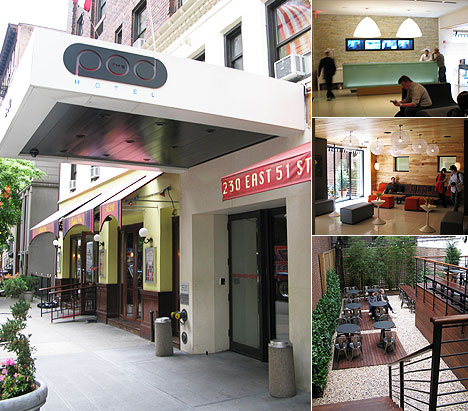The Pod Hotel, New York