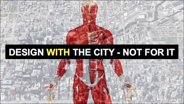 Scott Burnham Design With the City Not For It