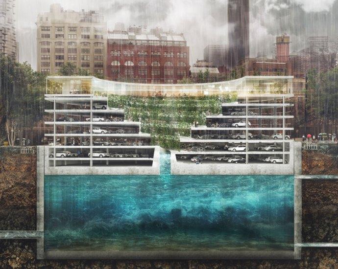 NatureStructure: Design that works with nature by Scott Burnham