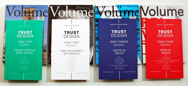 Trust Design relationship between trust and design