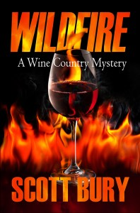 Wildfire—a wine country mystery