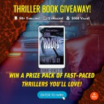 Win Torn Roots, an e-reader and 50 more thrillers