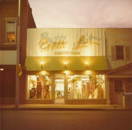 Betty Lu's