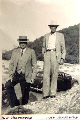 Joseph Martin and Abram I. TEMPLETON