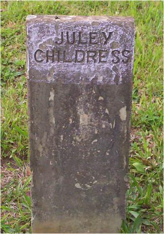 Juley CHILDRESS