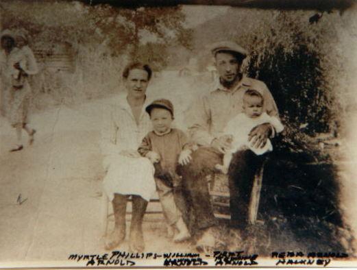 Piert ARNOLD & Family