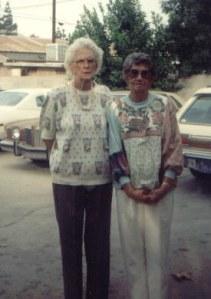 "Clara ""Toots"" Barton BEDDO and Dorothy BEDDO WELCH"