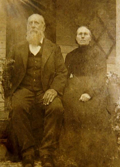 Joseph L. & Louisa I. FLEENOR DORTON