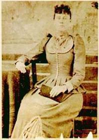 Samanthat Hale Johnson, wife of John Johnson