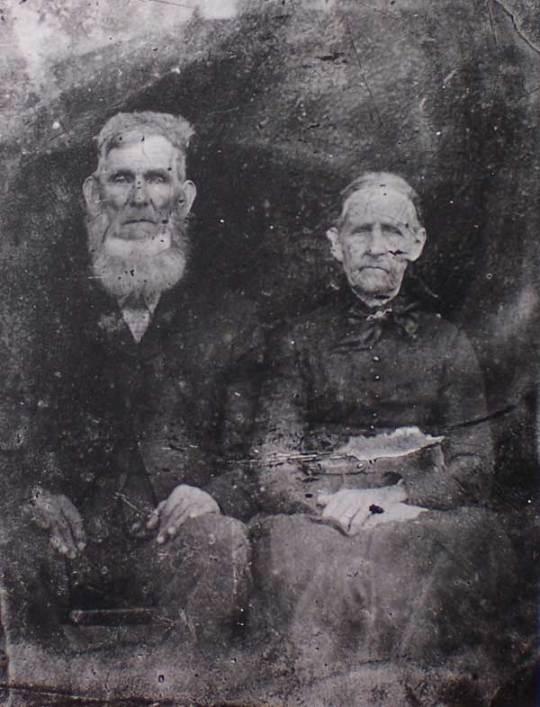 """William """"Billy"""" Bishop and Jane Baker Bishop"""
