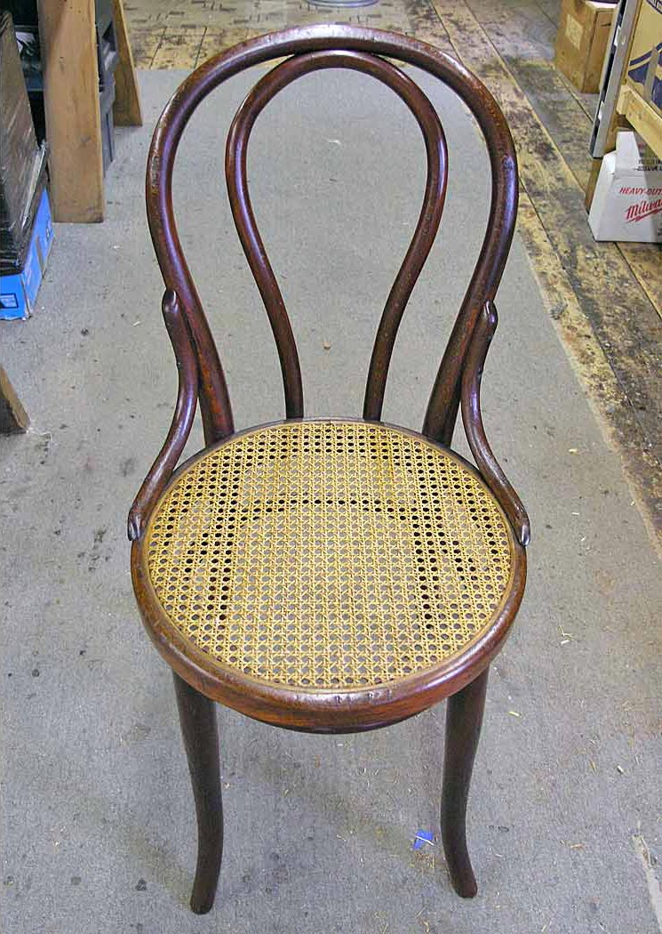 Bentwood Chair - Restoration & Thonetu0027s Impressive Bentwood Furniture u2013 SCOTT DOYLE INC
