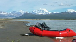 Clearwater Mountain Packraft