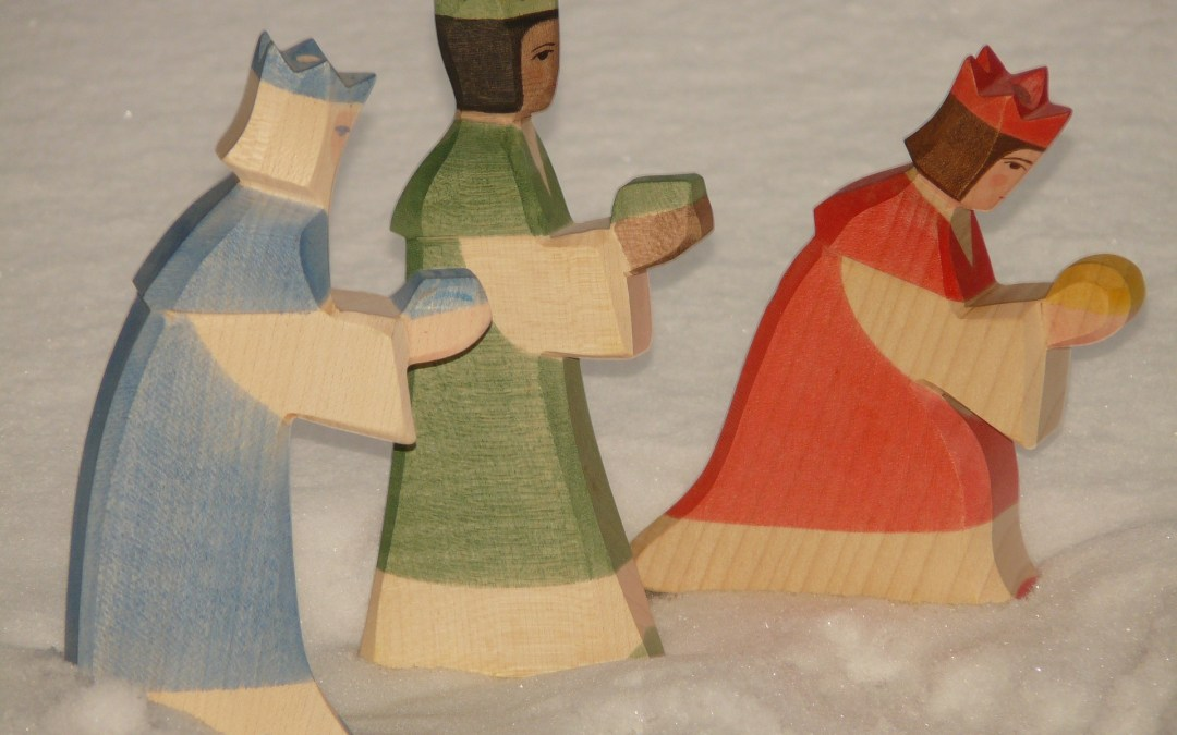 Magi: Wise Men or Three Kings of the East