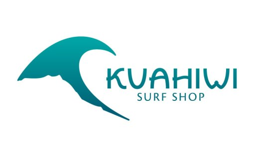 Kuahiwi Surf Shop Identity