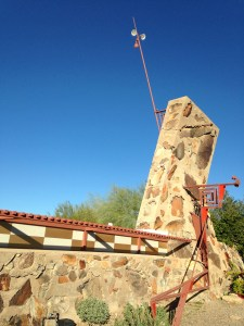 Taliesin West photo by Scott Holleran