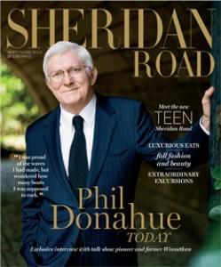 SheridanRoadPhilDonahueCoverSept2014