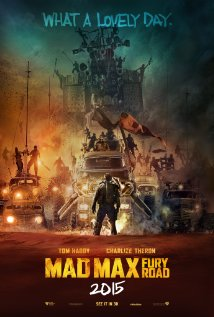 Mad Max 4 poster