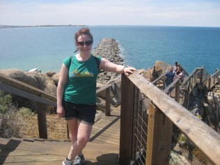 Me at Victor Harbour