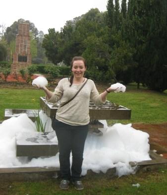 Who wants a bubble bath?!