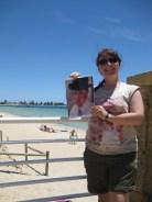 George on Rockingham's beachfront