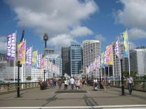 New Year's Eve celebrations in Darling Harbour