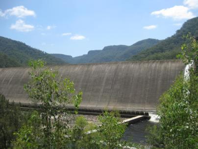 Tallowa Dam