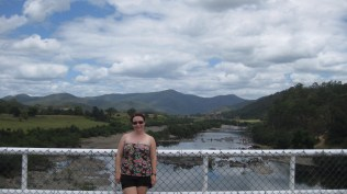 Me at the Mann River