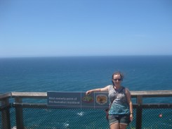 Back at the most easterly point