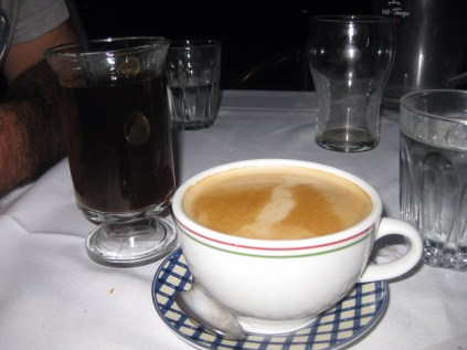 Coffee madness!