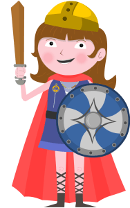 Viking Girl Chief