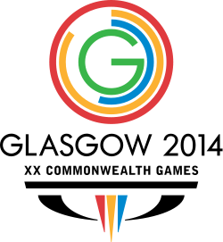 Glasgow Commonwealth Games Logo