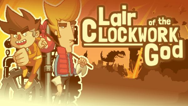 Lair of the Clockwork God Hero Image