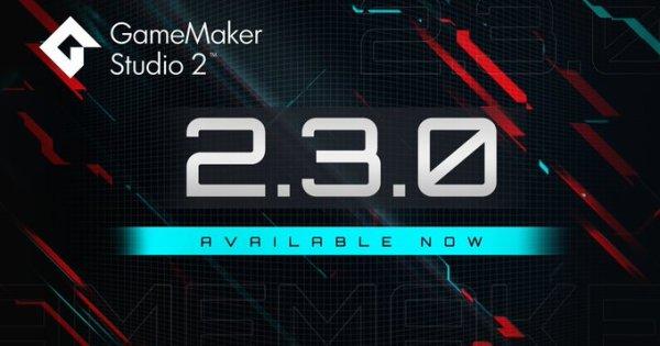 GameMaker 2.3