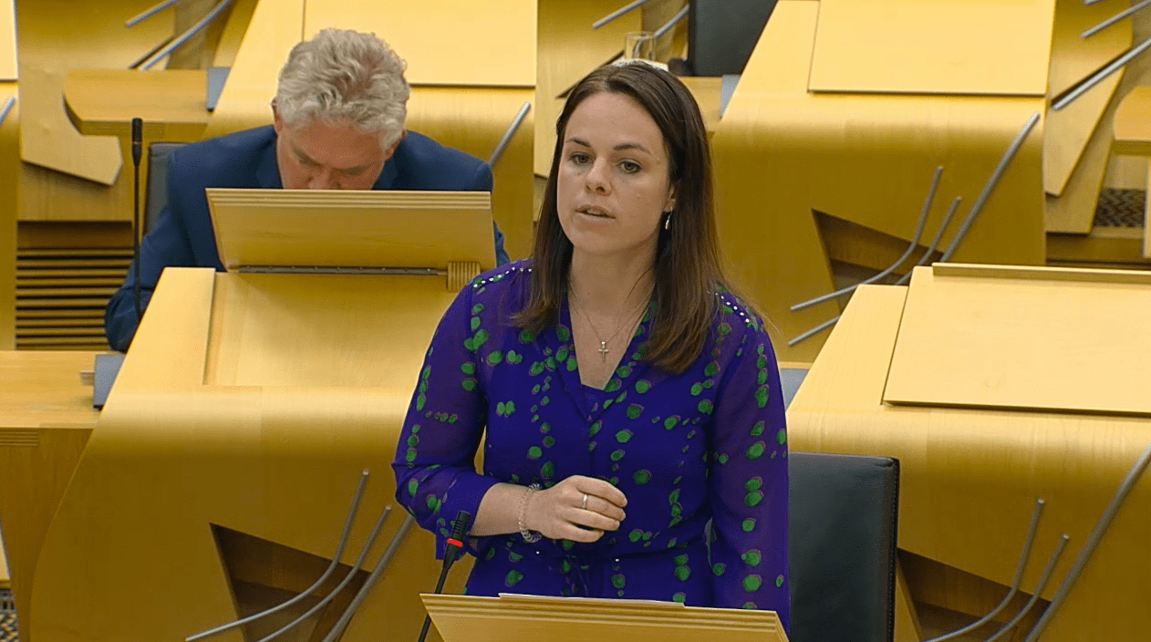 Kate Forbes MSP, The Logan Review