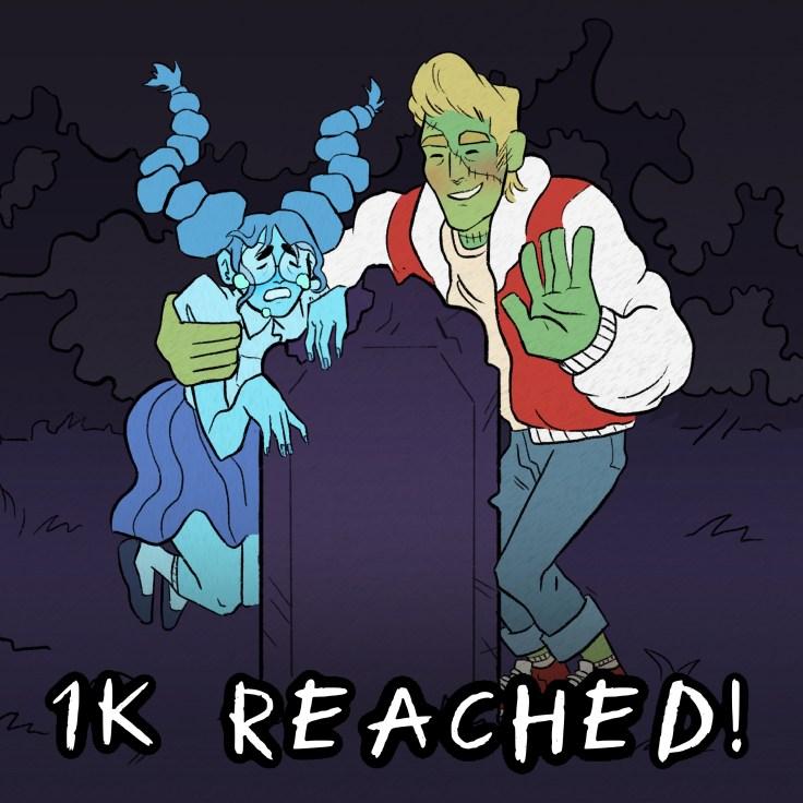 Date of the Dead. Kickstarter. 1K Raised.