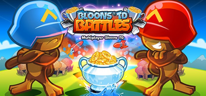 Balloons Tower Defence battles