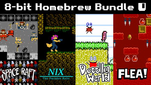 8-Bit Homebrew Bundle