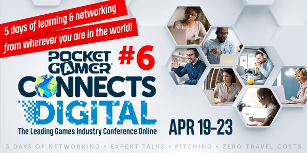 Pocket Gamer Connects Digital 6 - Free