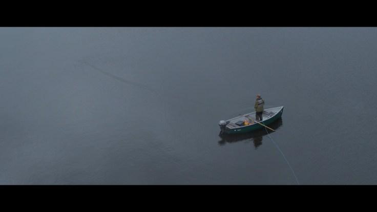 Here For You. Screen Facilities Scotland. Fishing.