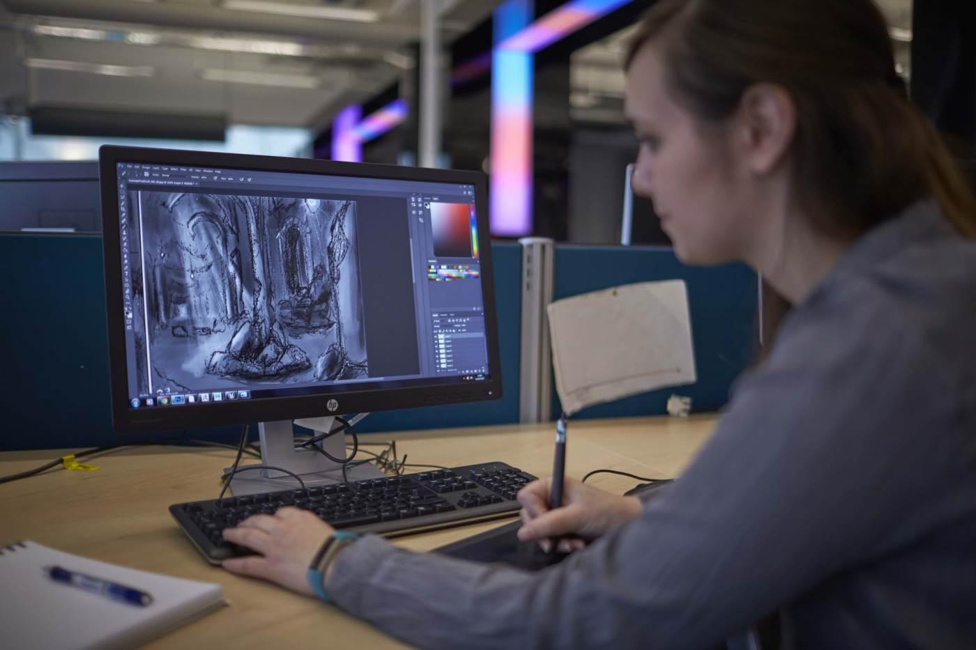 Abertay University. Unreal Engine Academic Partner