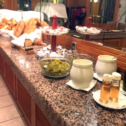 Anastasia Hotel Stalis Crete Food 4