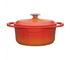 Giveaway:  Berndes 24cm Cast Iron Casserole Dish – Ends 30th December 2014