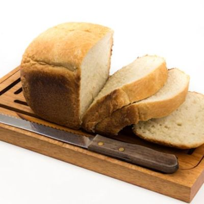 Breadmaker Recipe: Basic White Loaf